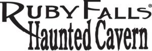 Ruby Falls Haunted Cavern Logo