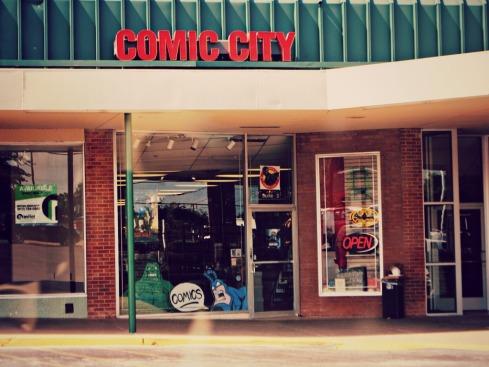 Rick's Comic City